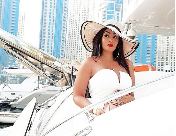 KQ responds after Zari Hassan vowed to boycott airline over stolen perfumes