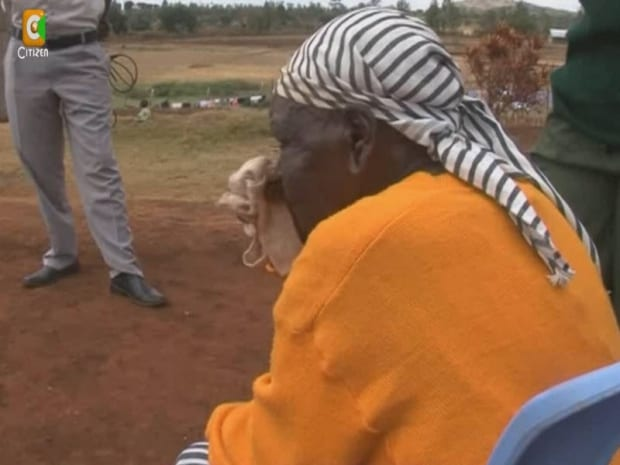 100 Year Old Granny Freed From Embu Prison Speaks Out