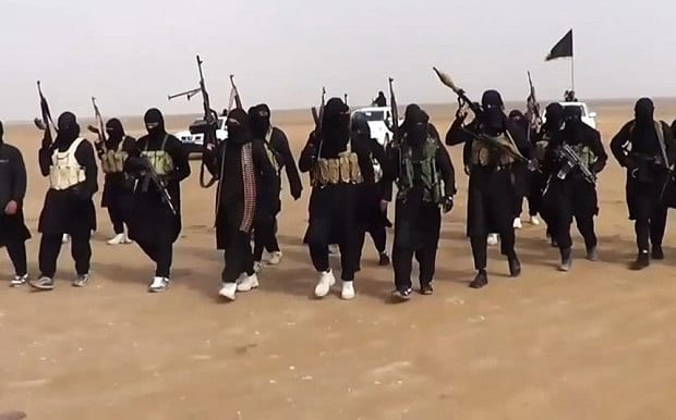 15 Year Old Arrested While on Mission to Join ISIS