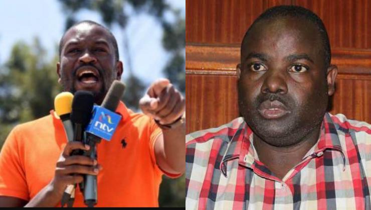 Sifuna, Aladwa clash over ODM position on Sonko impeachment