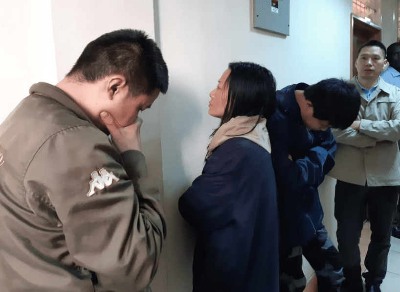 Matiang'i orders deportation of Chinese national caught whipping a Kenyan