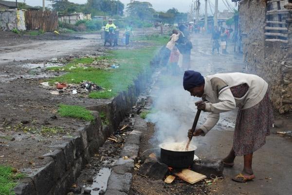 Cholera-hit Nakuru Bans Eating at Weddings, Funerals