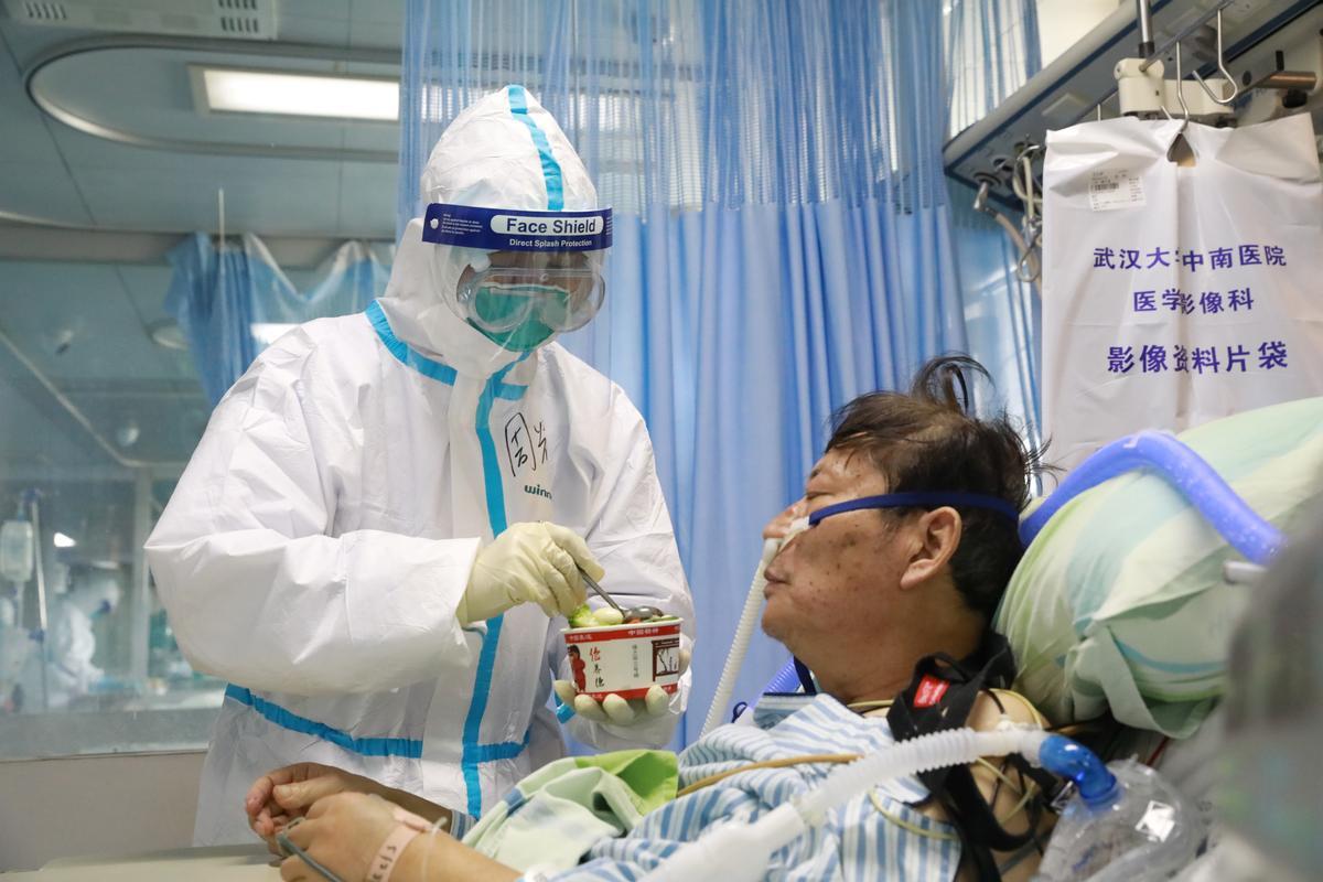 American dies in China as Coronavirus reaches France