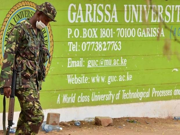 Garissa Victims' Families to Receive Ksh 100,000
