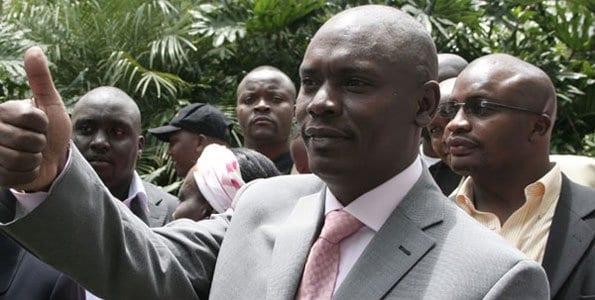 Kabogo Accuses Political 'Enemies' of Sabotaging Development