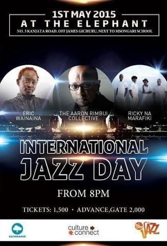 Kenya Set to Celebrate the International Jazz Day