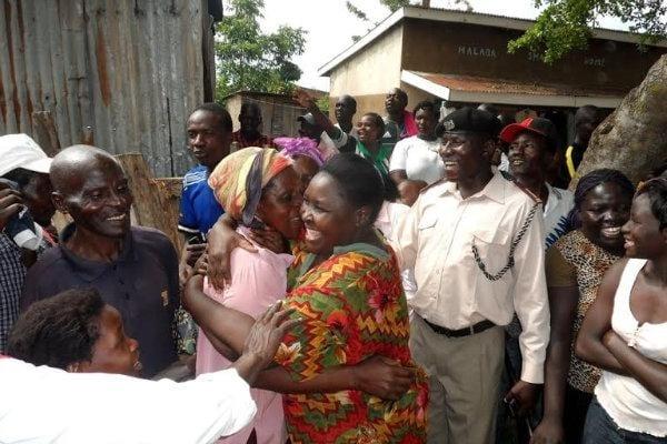 Joy and Jubilation as Kenyan Refugees Return from Uganda