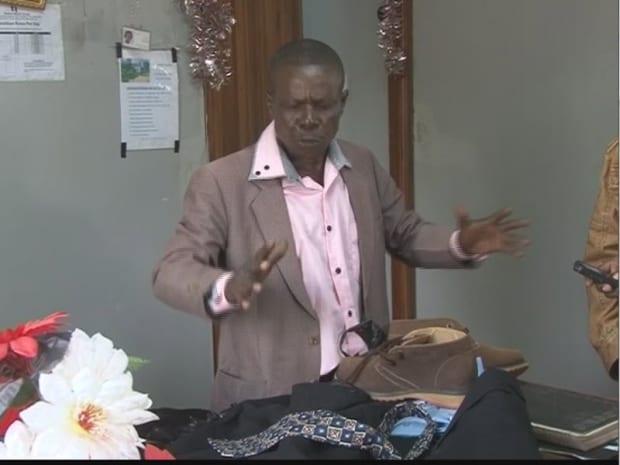 Mfu Aibiwa Mavazi