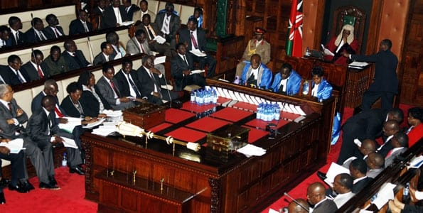 Michael Sialai appointed Clerk of the National Assembly