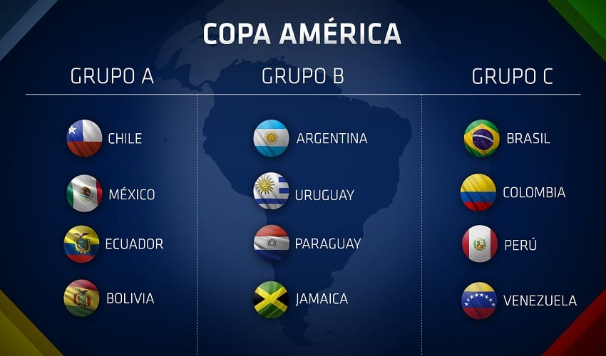 Chile beats Bolivia in Copa America to finish top in Group A