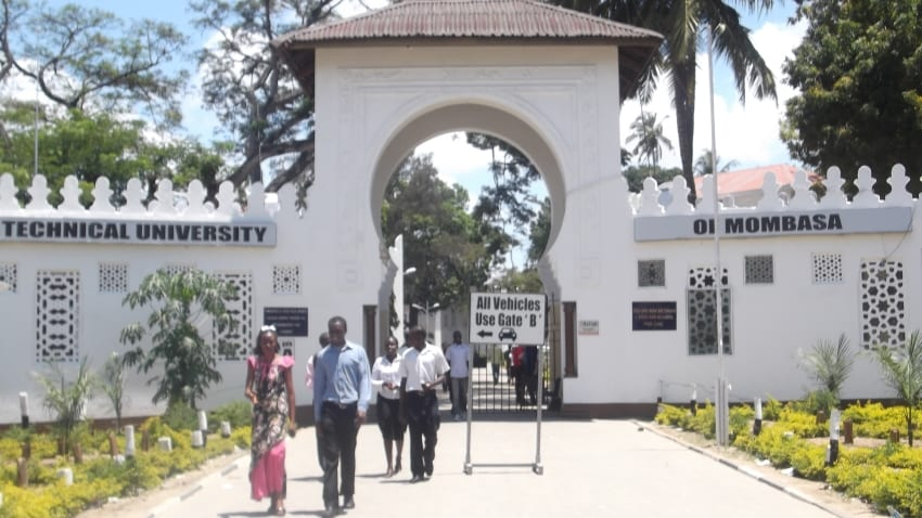 Terror scare at Mombasa Technical University