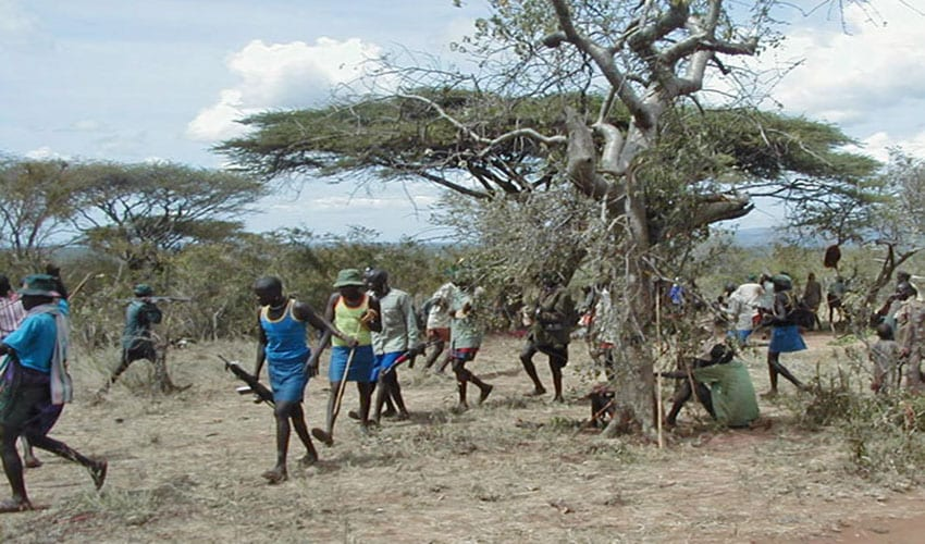 West Pokot leaders in peace campaign