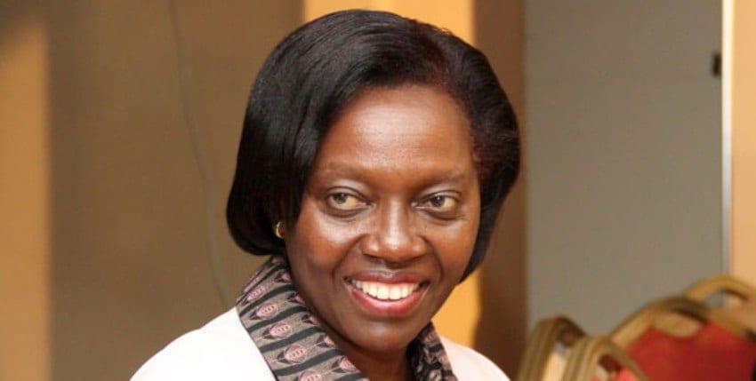 I have never taken a bribe -Martha Karua
