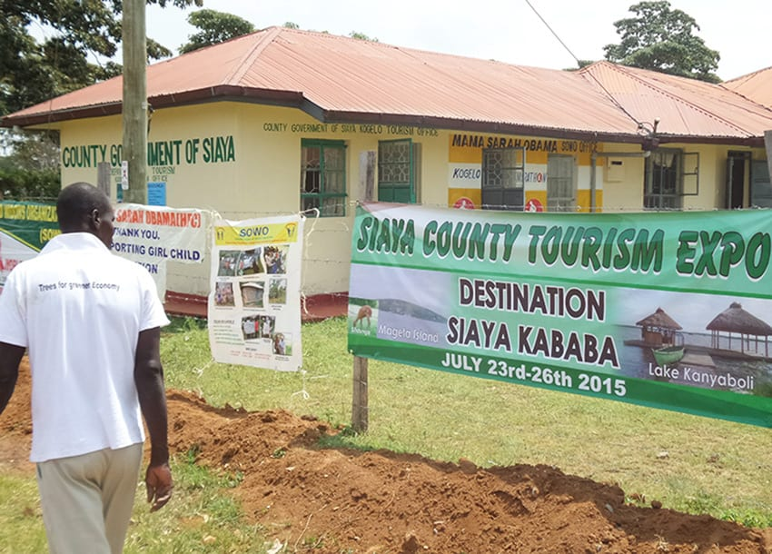 Siaya County plans parallel investment conference during Obama Visit