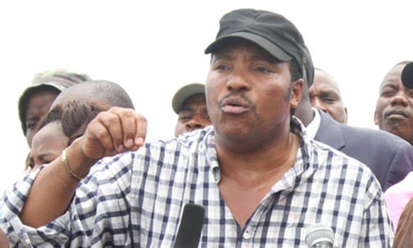 Kabete MP Ferdinand Waititu
