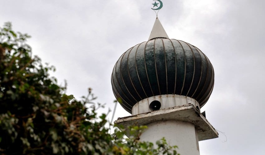 59 people injured during opening of new Mosque in Guinea