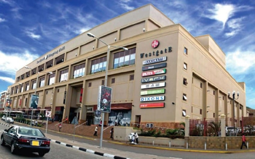 Westgate shopping mall open to public