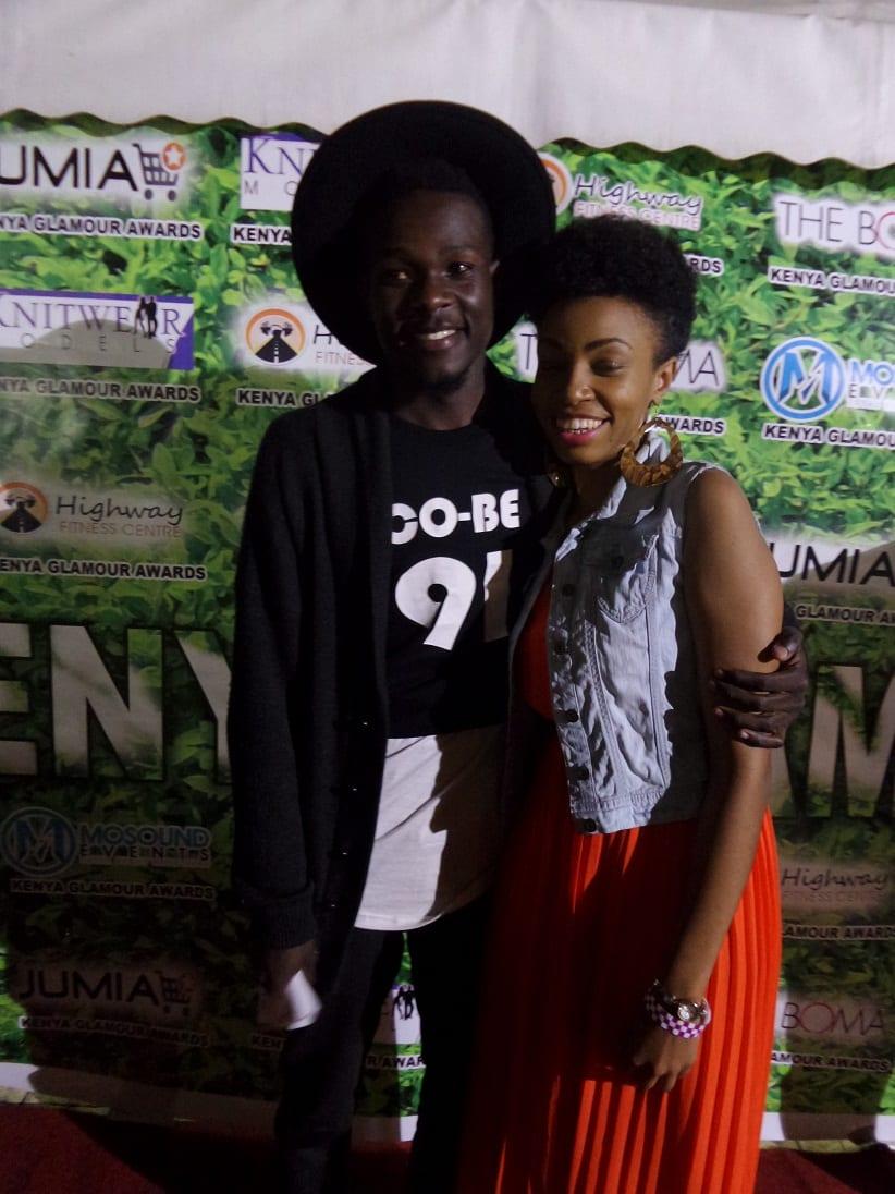 Kenyan Designer Bevern Oguk
