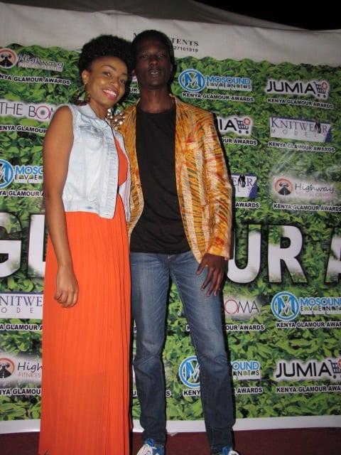Kenyan Model, Brian Onyango