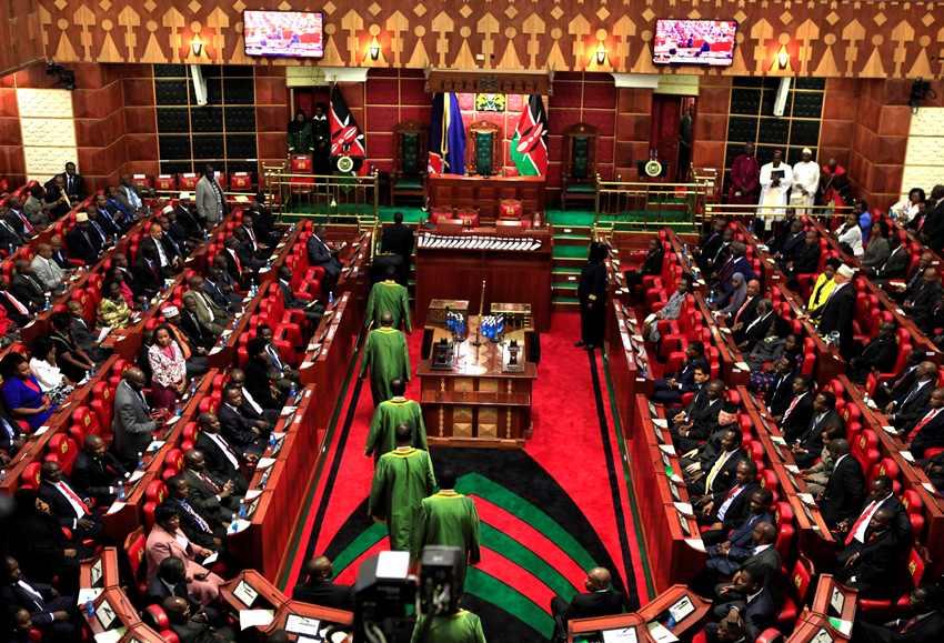 MPs, Senators return to parliament after party primaries