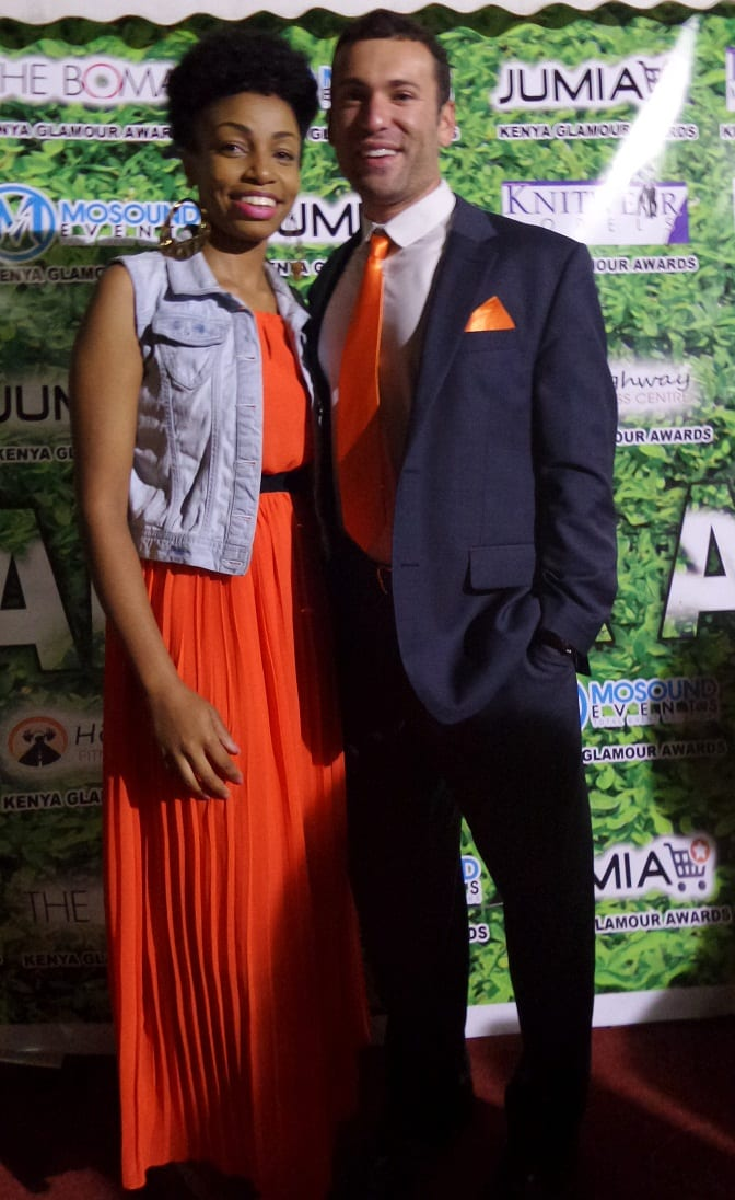 Red Carpet Report: Jumia Glamour Awards