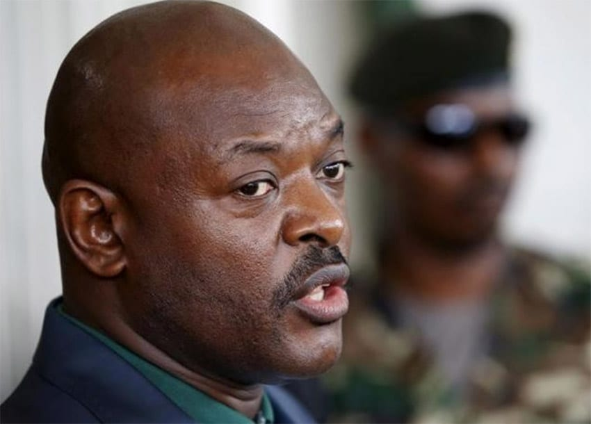 Burundi president condemns killing of general amid rising violence