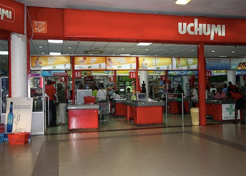 Uchumi supermarket's full-year earnings to fall