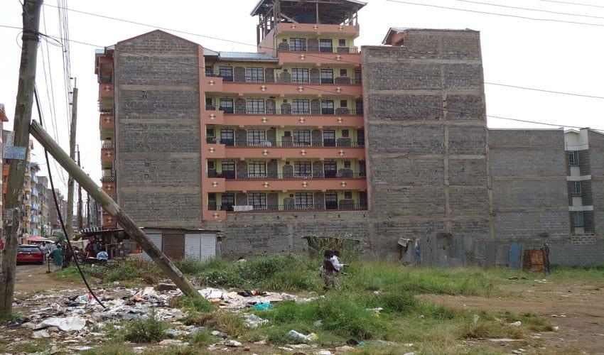 Declare property or face demolition – Kidero