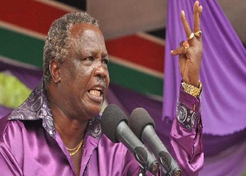JOYRIDERS! Atwoli launches scathing attack on Parliament's Labour Committees