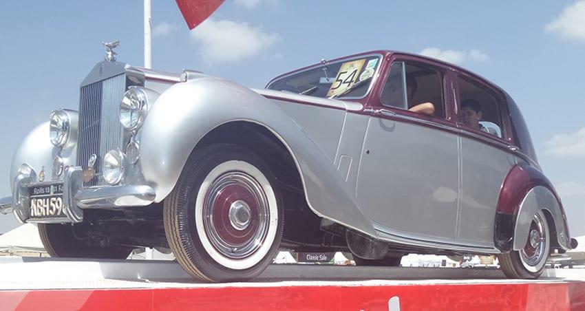 PHOTOS: Rare vintage cars at Concours d'Elegance