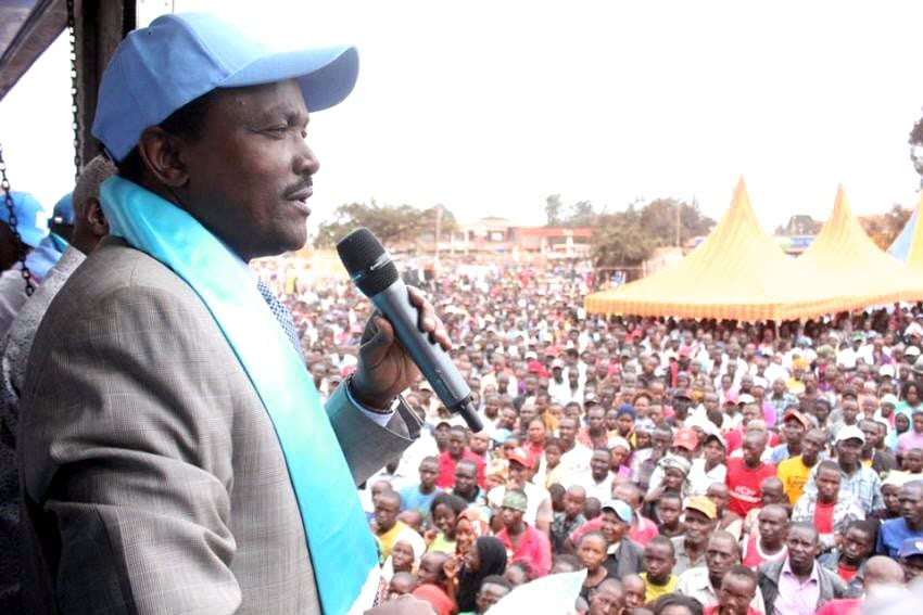 Wiper party postpones return to Kasikeu after rally aborted