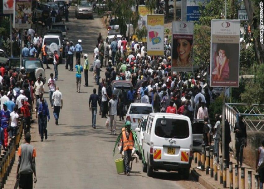 Kenyans upbeat about 2018, TIFA poll shows