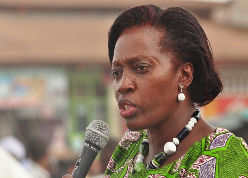 I will not run for Nairobi Senator seat – Karua