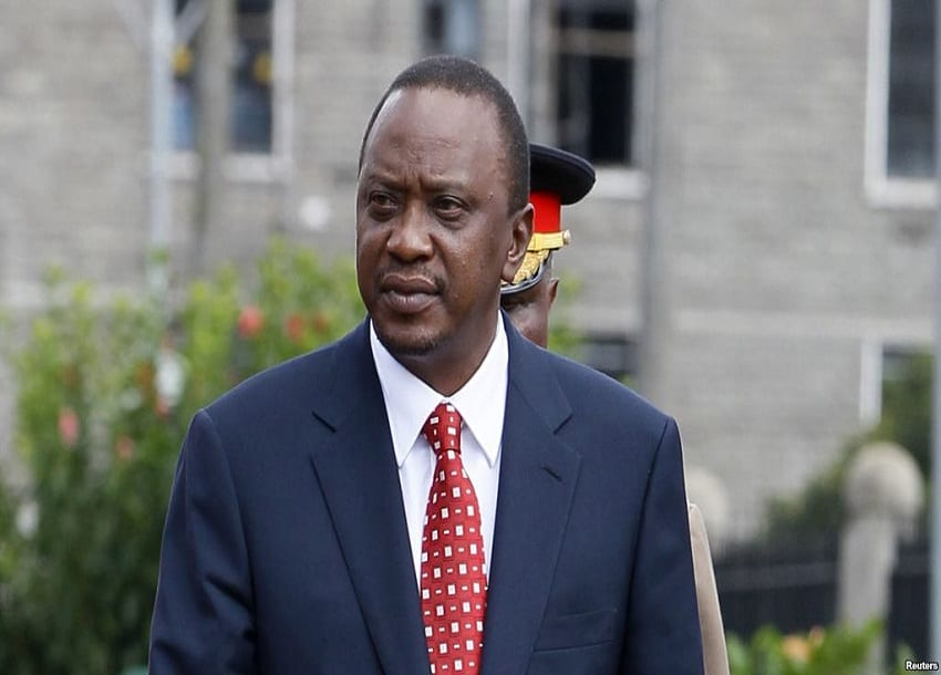 President Uhuru in Zambia for energy, job creation discussions