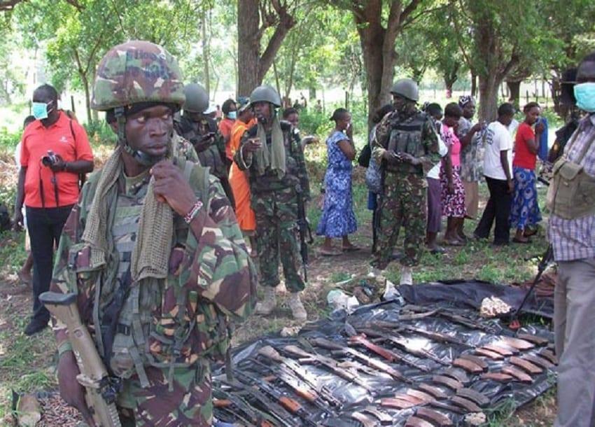 Four Al Shabaab militants killed in Boni Forest