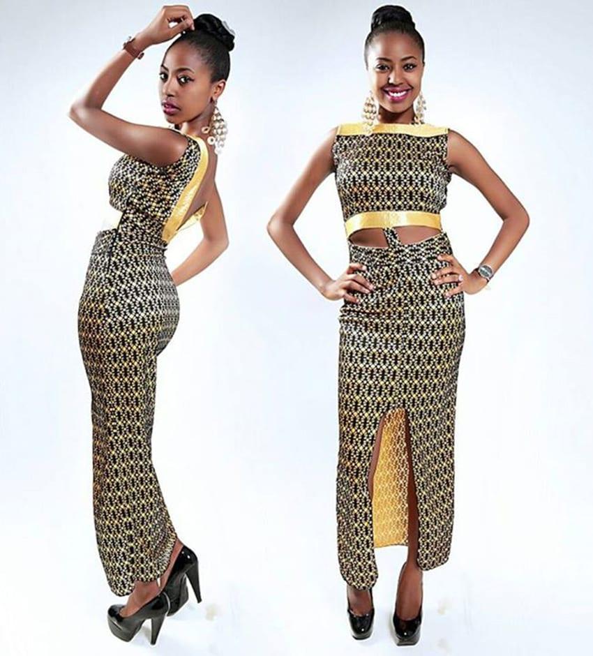Miss World Kenya 2015, Charity Mwangi PHOTO/CHARITY MWANGI
