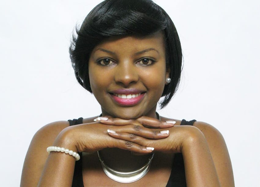 #WCW: TV anchor Muthoni: If you are intimidated by me, you're not my Mr. Right