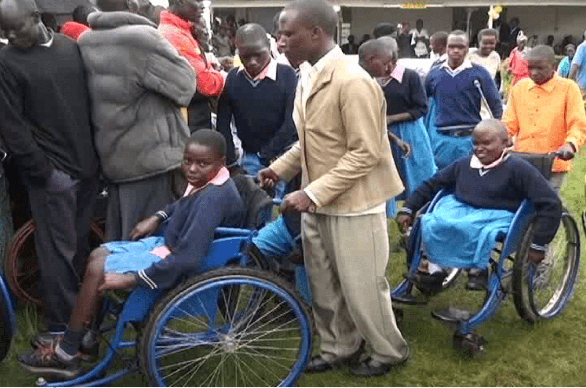 Support sports for the disabled, gov't urged