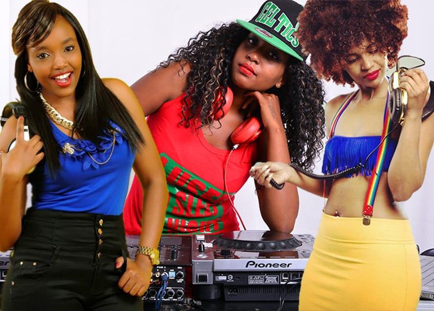 #WCW: Kenya's top female DJs – More than just beauty on the decks