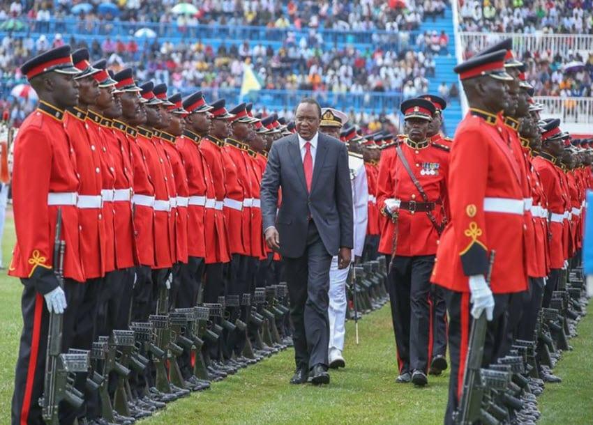 Kenyans respond to President Uhuru's Mashujaa day address