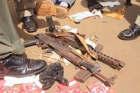 Police in Kisumu kill two suspected criminals, recover guns