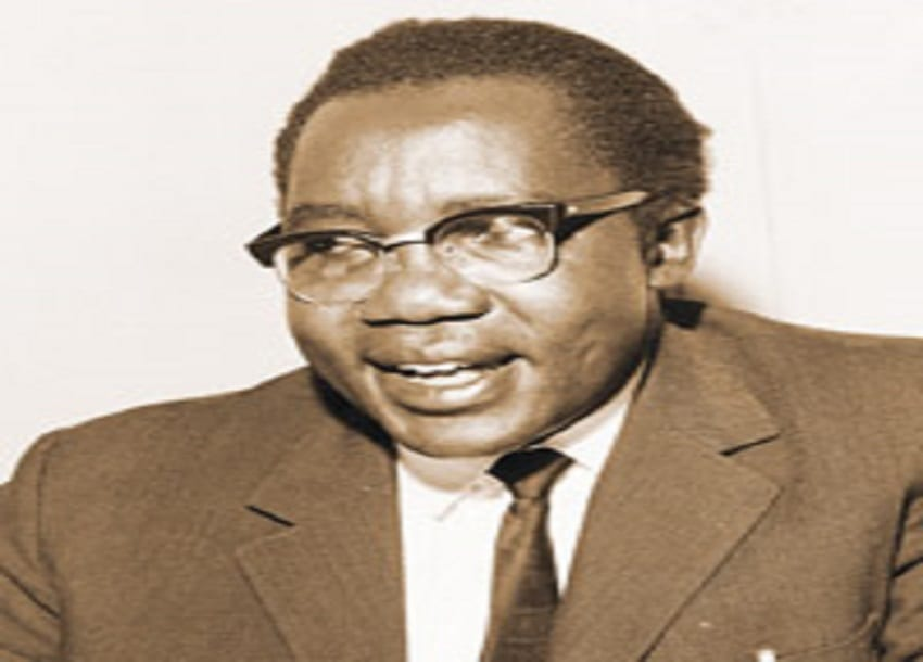 Former minister Jowi dead