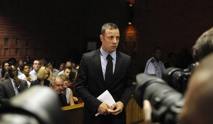 Pistorius says murdered girlfriend would want him to go free