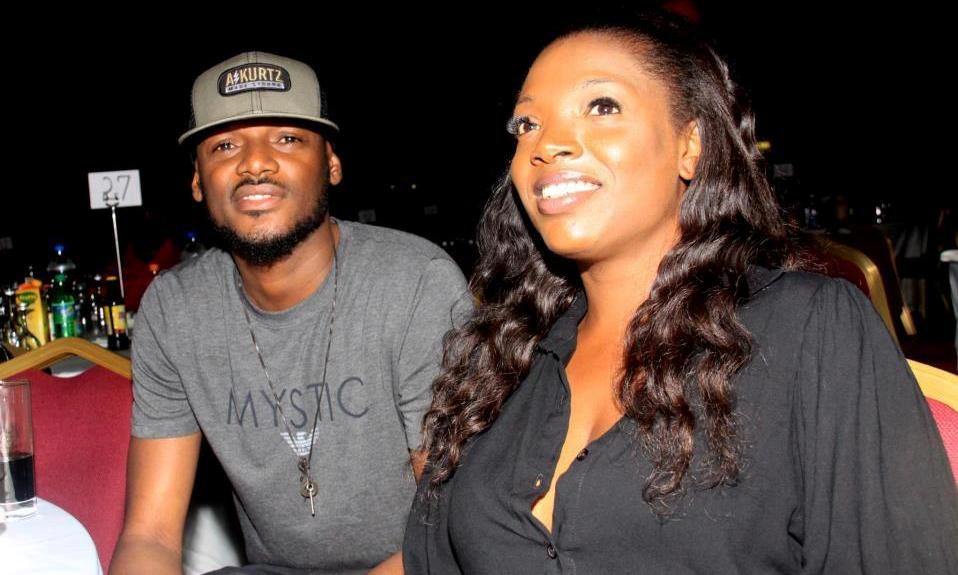 2face-and-wife-Annie-Idibia
