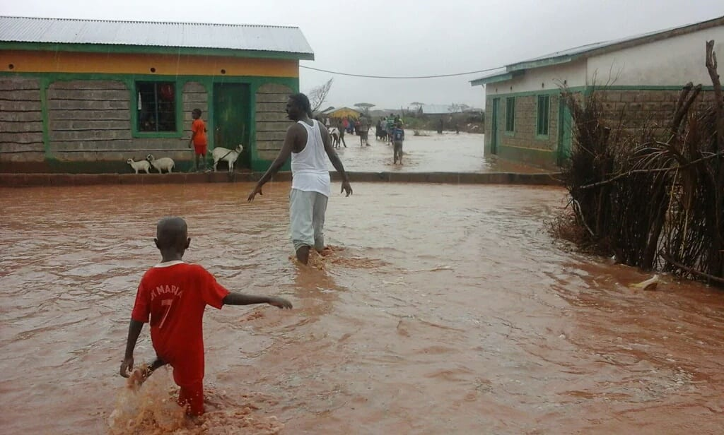 Class 5 pupil swept by floods in Nyatike