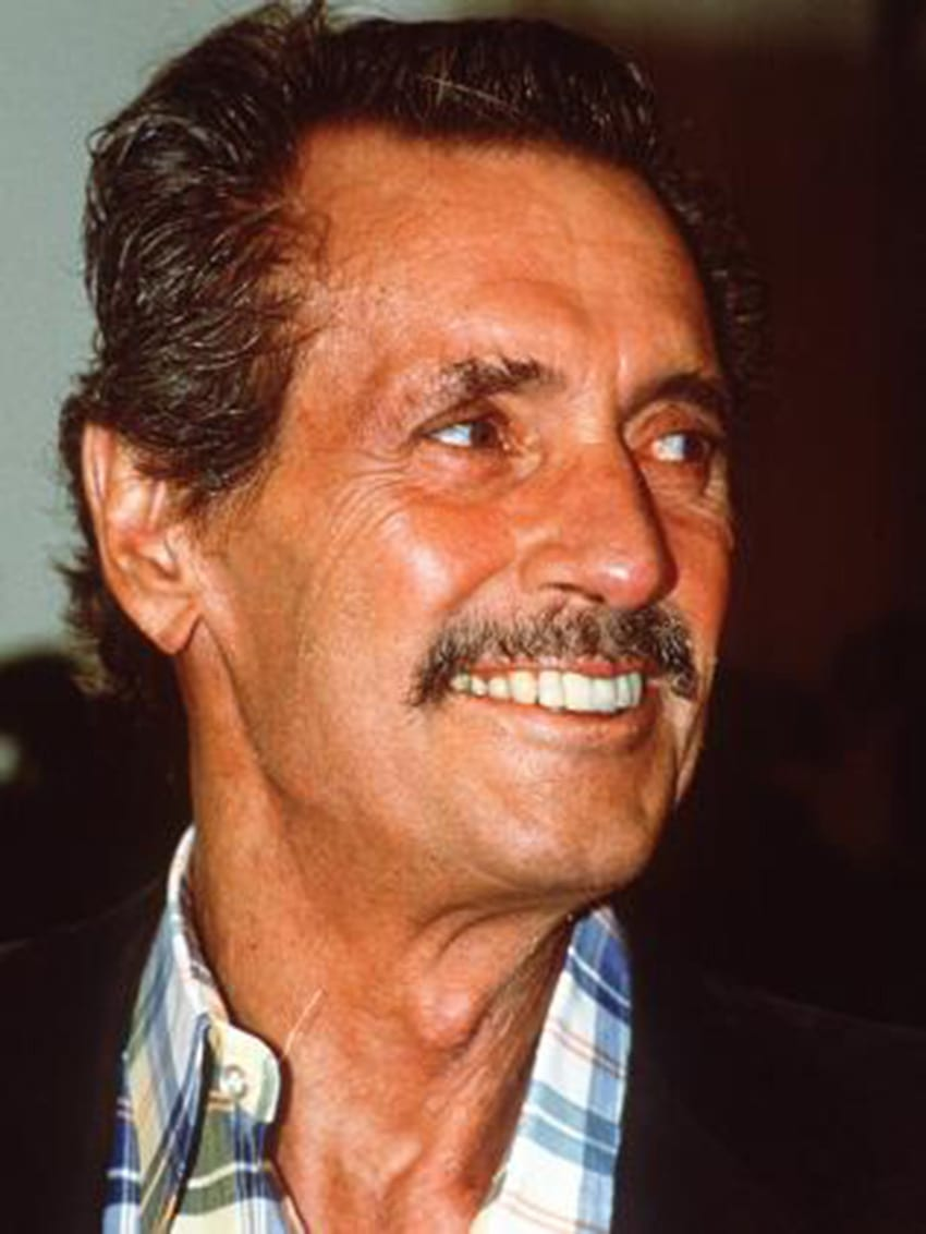 Rock Hudson was the first celebrity to go public as having the illness PHOTO/COURTESY