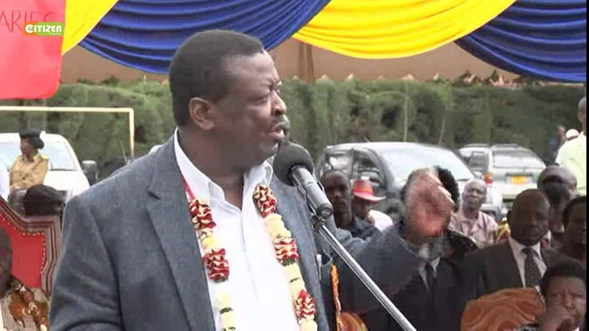 National Super Alliance not just about CORD – Mudavadi