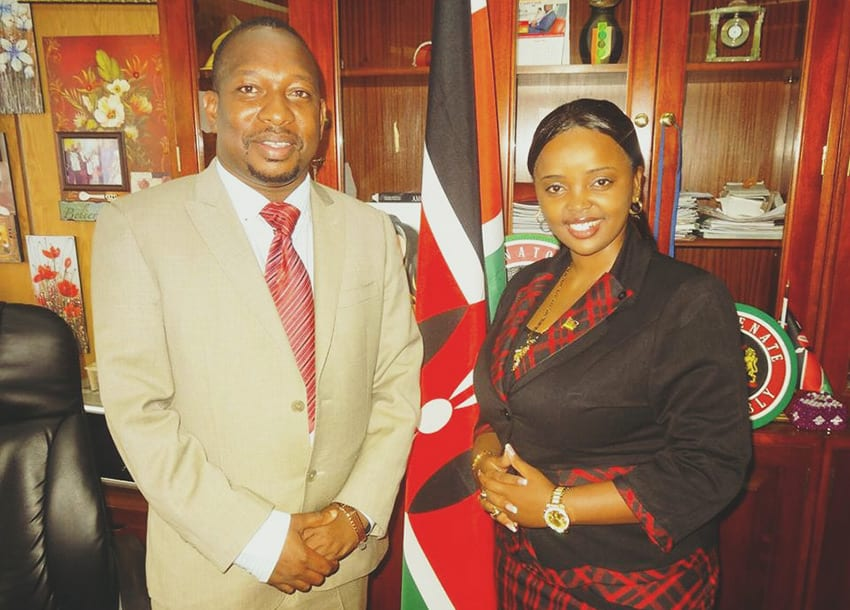 Sonko saved? He reveals details of meeting with Kenya's 'prettiest pastor' Rev. Natasha