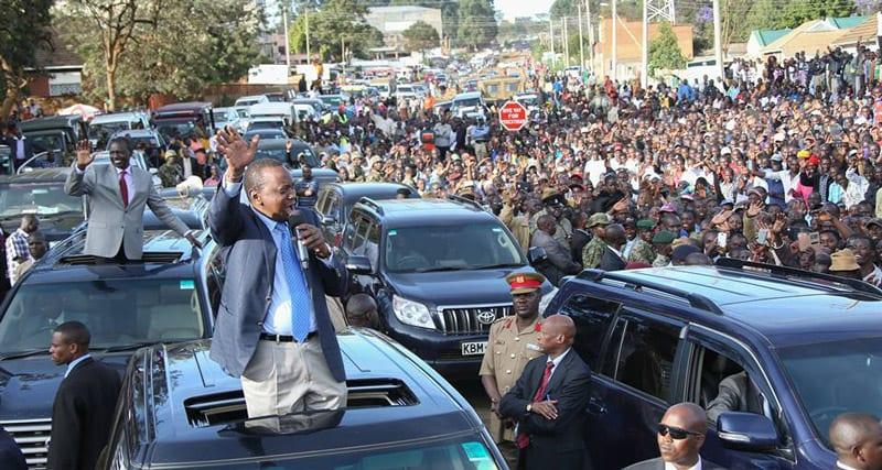 CORD peddling lies on state of economy – Uhuru