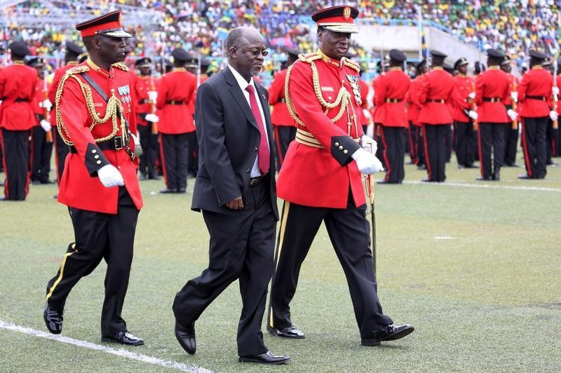 Magufuli proposes olive branch for money laundering, tax evasion suspects